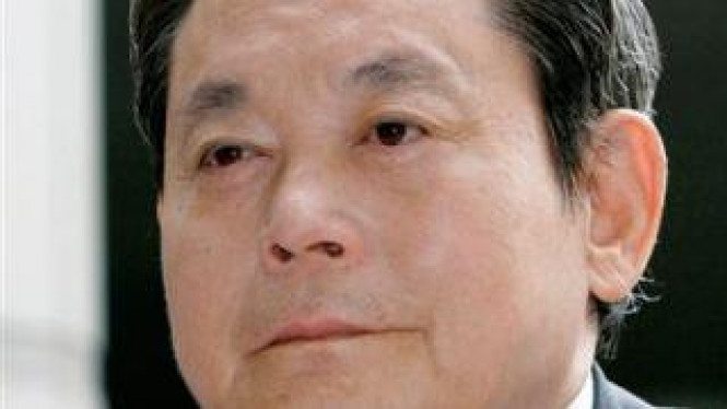 CEO Samsung Group, Lee Kun-Hee