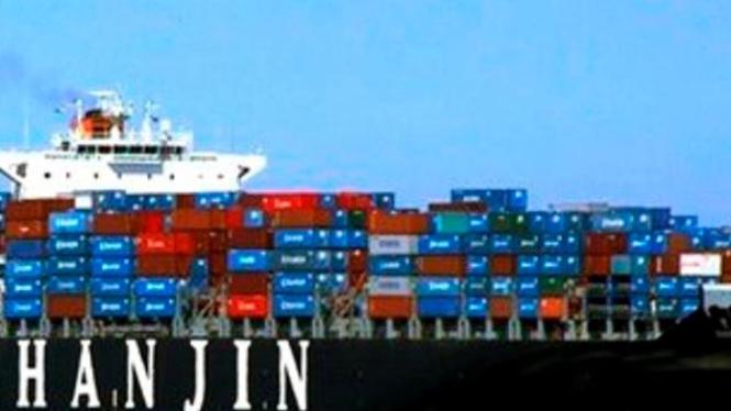 Kapal kargo Hanjin Tianjin