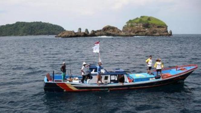 Pulau Rondo, salah satu pulau terluar terletak di Aceh