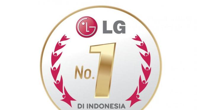 LG No.1 di Indonesia Selama 5 Tahun Berturut-turut