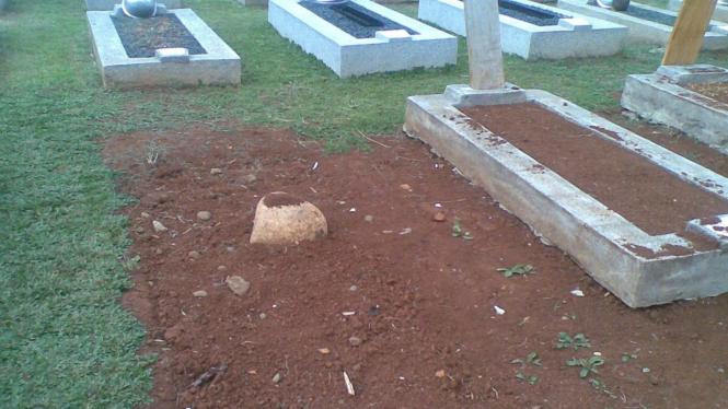 Makam Heru Atmodjo di TMP Kalibata