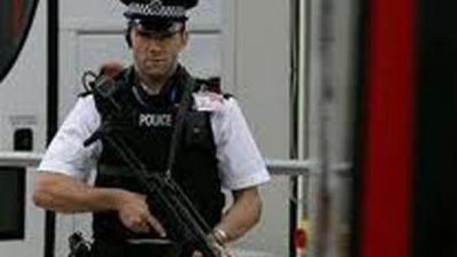 Polisi Inggris
