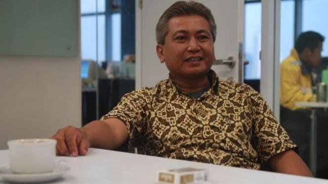 Imam Supriyanto Mantan Menteri Peningkatan Produksi NII