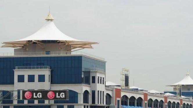 Venue F1 GP Turki, Sirkuit Istanbul Park