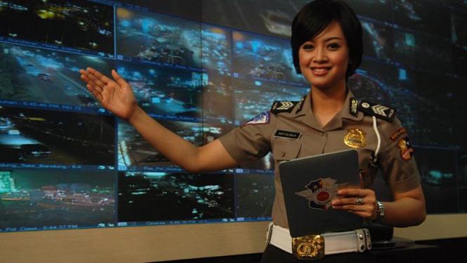 Brigadir Polisi, Avvy Olivia Atam