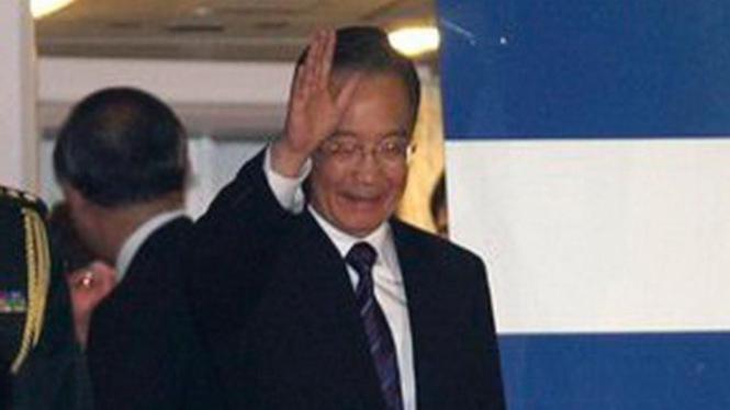Kunjungan PM China, Wen Jiabao, ke Jakarta 28 April 2011