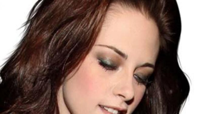 Smokey Eyes Kristen Stewart