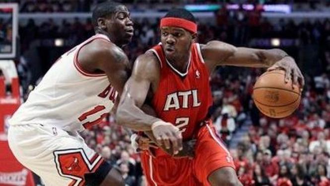 Joe Johnson (Atlanta Hawks/merah)