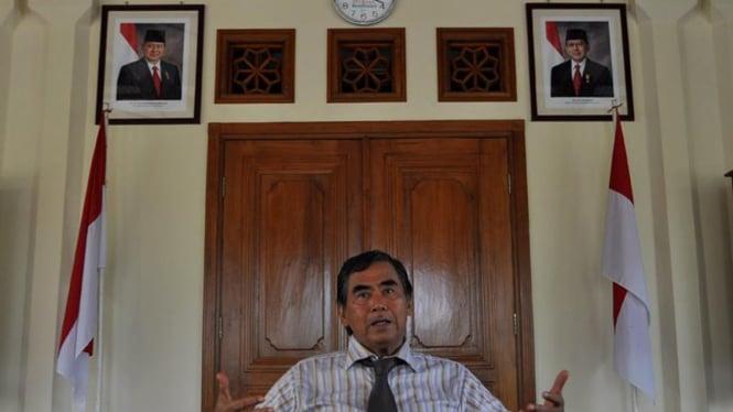 Pimpinan Ponpes Al-Zaytun, Panji Gumilang