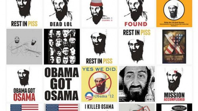 Kaos Anti Osama