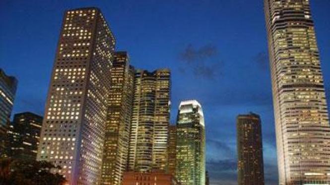 Impressive Cities Hongkong