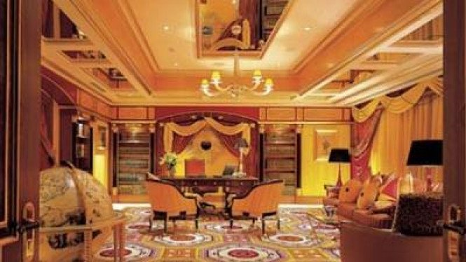Royal Suite, Burj Al Arab