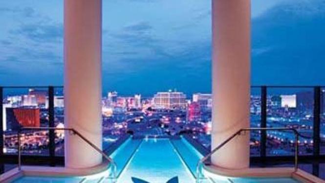 Hugh Hefner Sky Villa, Palms Casino Resort