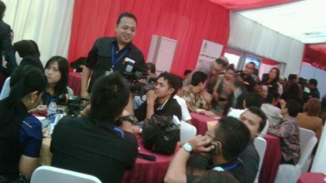 Media Center KTT ASEAN.