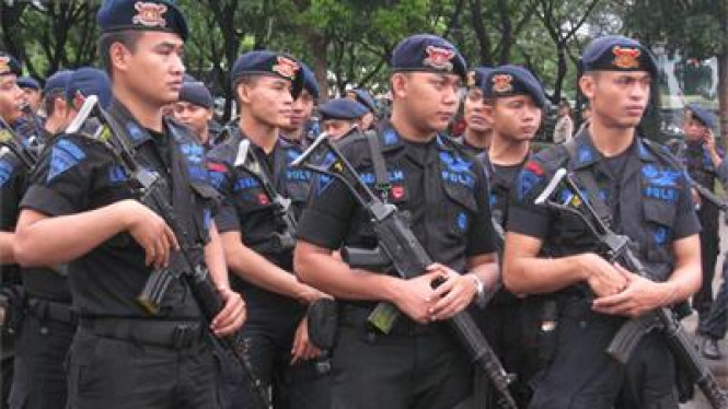 Pengamanan KTT ASEAN 2011.
