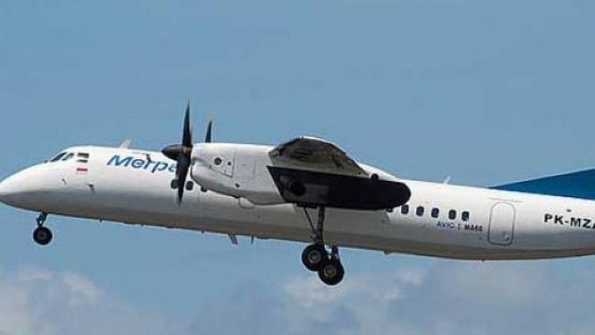 Pesawat jenis MA60