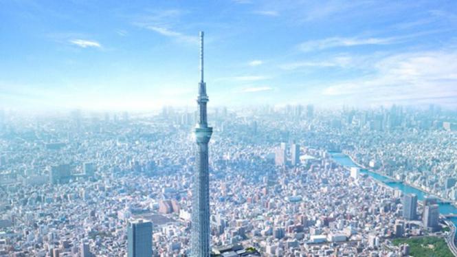 Menara Tokyo Sky Tree