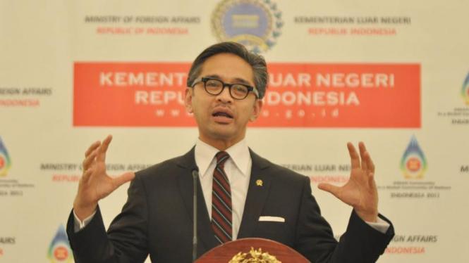 Pertemuan Menlu Thailand, Kamboja, dan Indonesia