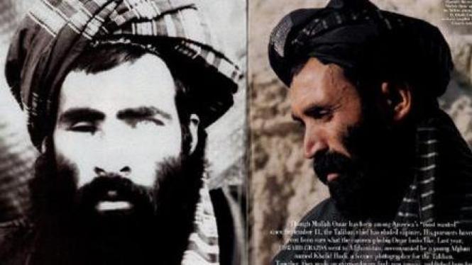 Mullah Omar, sekutu Osama bin Laden