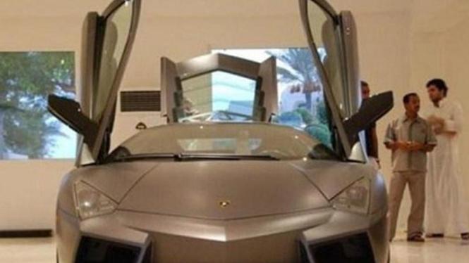 Koleksi mobil Raja Bahrain
