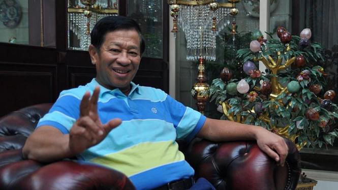 Ketua Komite Normalisasi Agum Gumelar