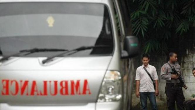 Operasi penggerebekan teroris di Sukoharjo, 14 Mei 2011