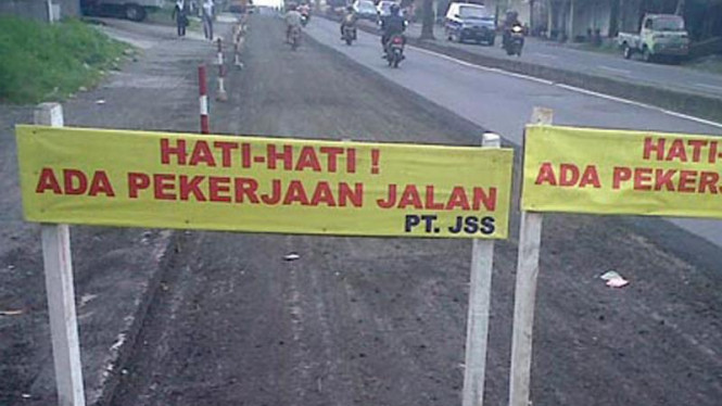 Reformasi di Jalan Raya