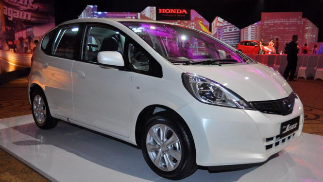 Launching New Honda Jazz