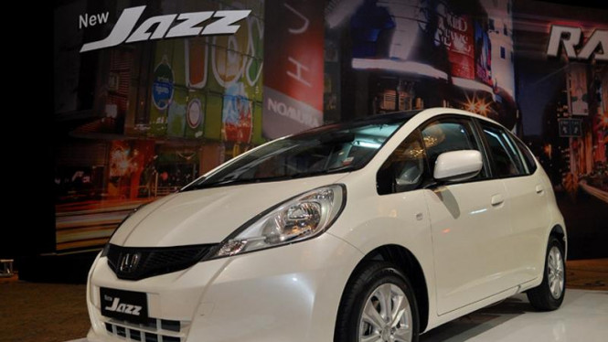 Launching New Honda Jazz