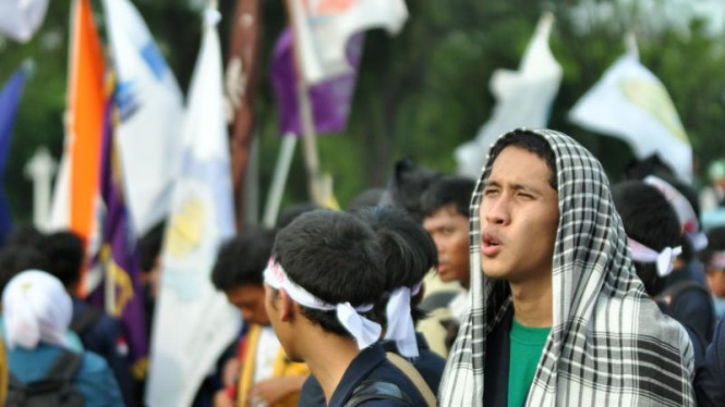 Demo Hari Kebangkitan Nasional