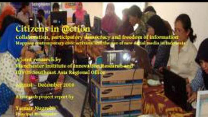 Social Media & Civil Society di Indonesia