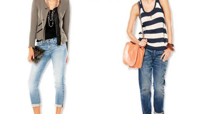 Celana jeans atau denim