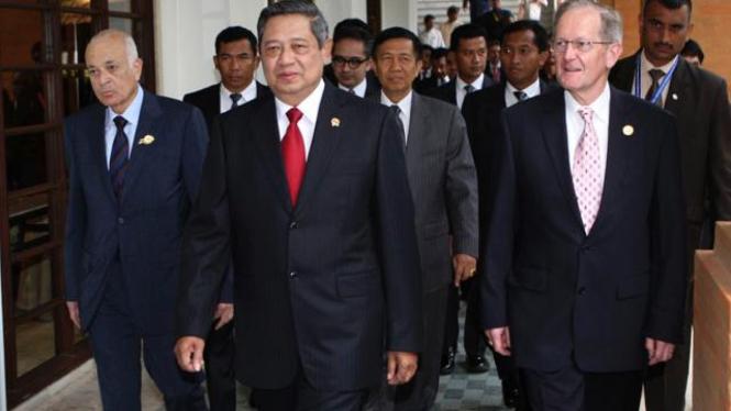 Presiden SBY KTT Bali