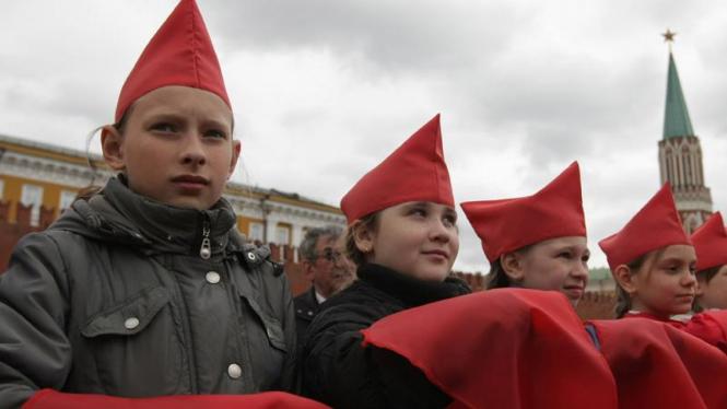 Generasi muda Komunis Rusia