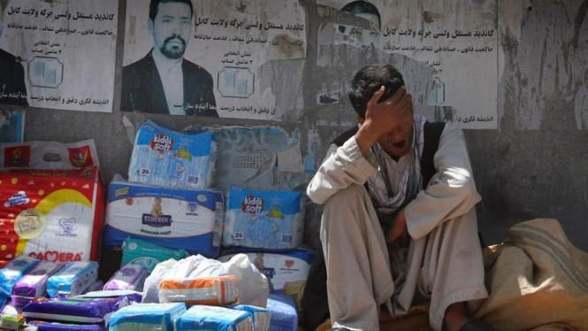 Geliat perekonomian Afghanistan