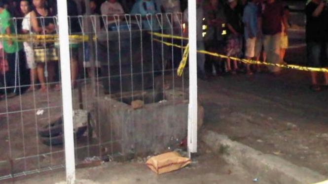 Paket mencurigakan di Cirebon, Jawa Barat