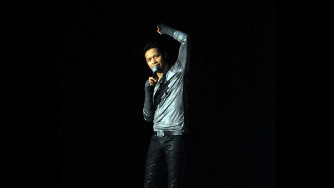 Armand Maulana vokalis Gigi.