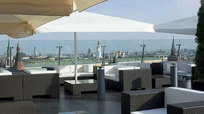 Ritz-Carlton Hotel - Moscow