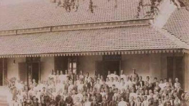 Ilustrasi Pengagas Budi Utomo