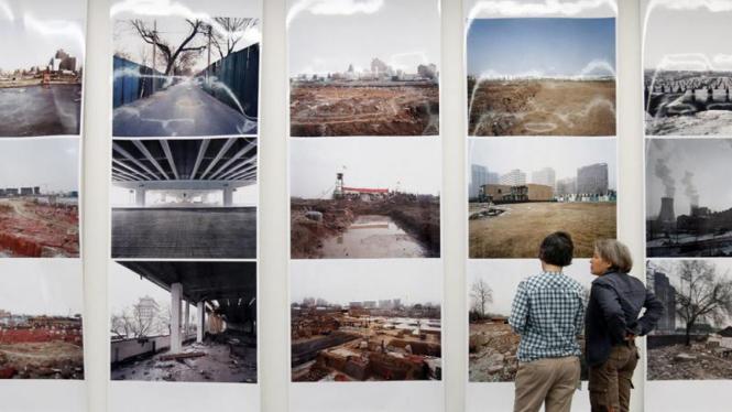 Pameran fotografi karya Ai Weiwei