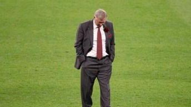 Sir Alex Ferguson di Final Liga Champions 2011