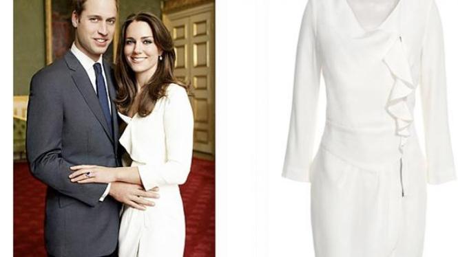 Busana Kate Middleton