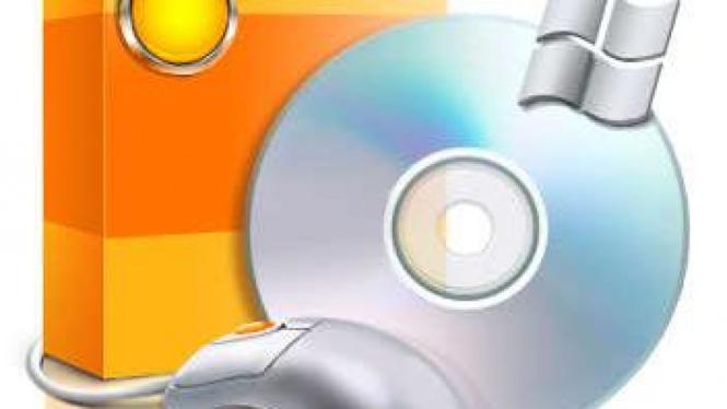 Ilustrasi Software.