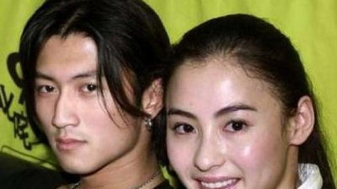 Nicholas Tse & Cecilia Cheung