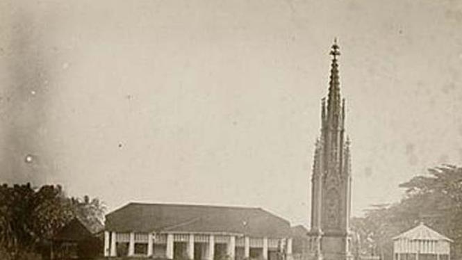 Michielsmonument, monumen tertinggi di Sumatera