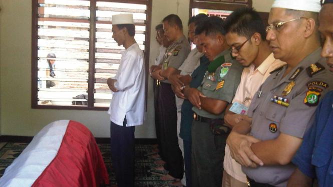 Polisi korban penembakan di Bekasi