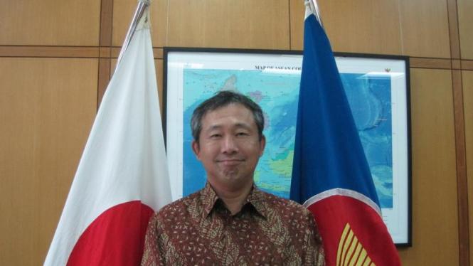 Japanese Ambasador to ASEAN, Takio Yamada