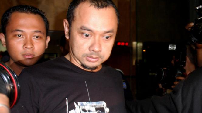Kurator PT Skycamping Indonesia Puguh Wirawan ditangkap KPK