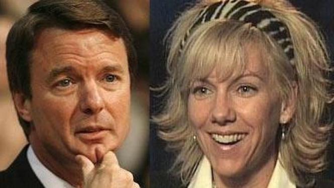 John Edwards dan selingkuhannya, Rielle Hunter