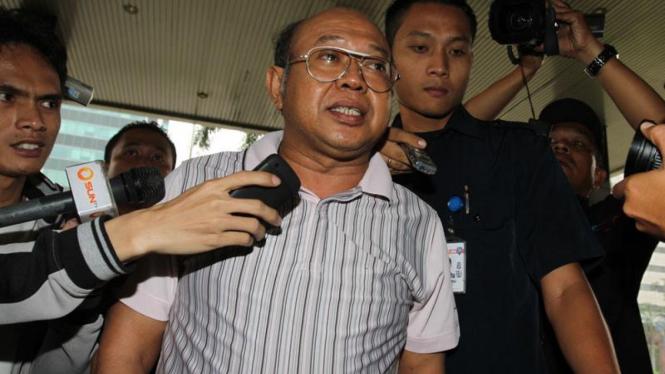 Hakim Pengadilan Negeri Jakarta Pusat, Syarifuddin Umar Diperiksa KPK